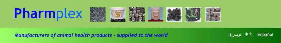 Pharmplex animal health - manufacturers of trace mineral supplements